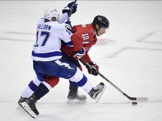Alex Killorn, Nicklas Backstrom